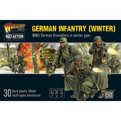 German Winter Infantry