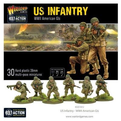 US Infantry