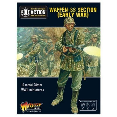 Early War Waffen-SS Squad