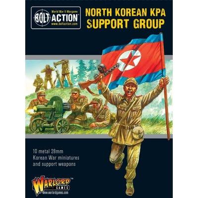 Korean War: North Korean Support Group