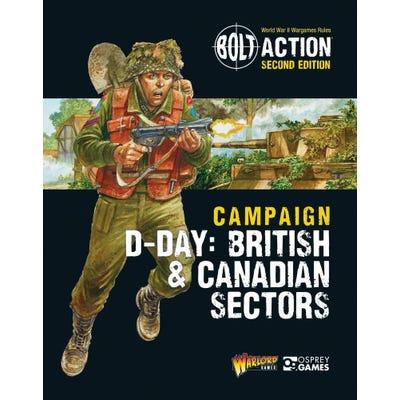 D-Day: British & Canadian Sectors