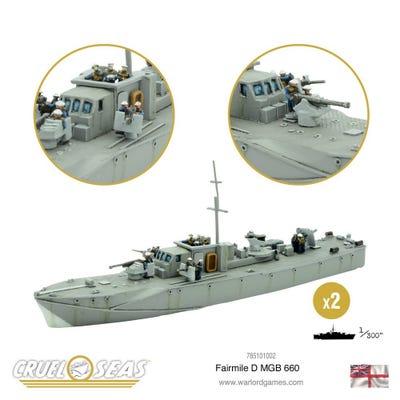 Fairmile D MGB 660
