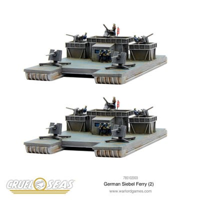 German Siebel Ferry