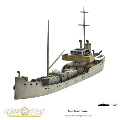 Merchant Tanker