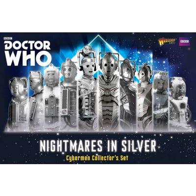 Nightmares in Silver: Cybermen Collectors Set