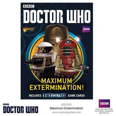 Maximum Extermination!