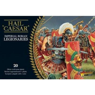 Imperial Roman Legionaries and Scorpion