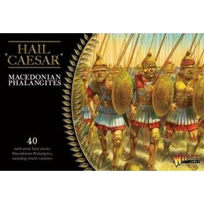 Macedonian Phalangites