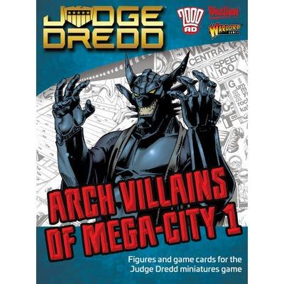 Arch Villians of Mega City 1