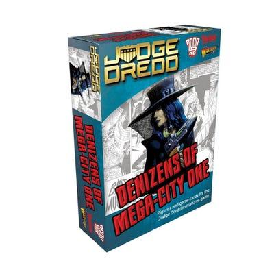 Denizens of Mega City 1