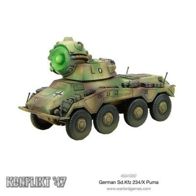 Sd.Kfz 234 / X Puma