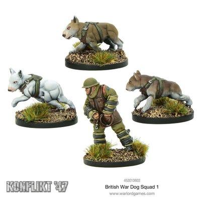 British War Dog Squad