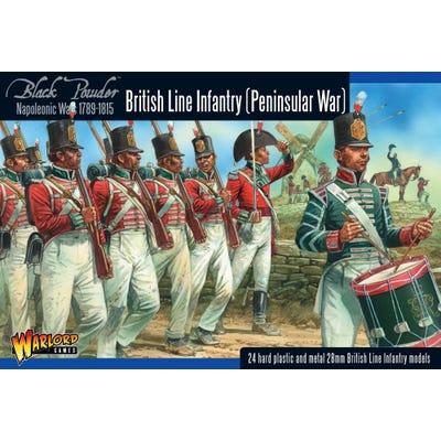British Line Infantry (Peninsular)