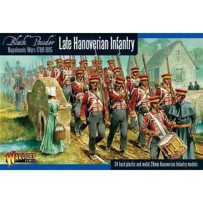 Napoleonic Hanoverian Infantry