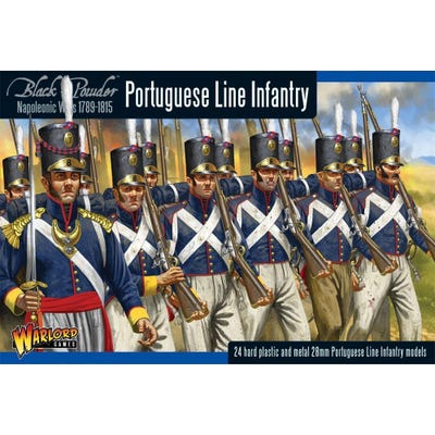 Napoleonic Portugese Line Infantry