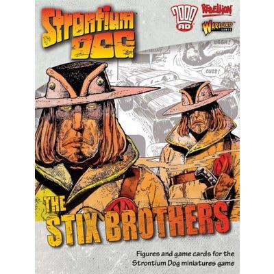 Strontium Dog: The Stix Brothers