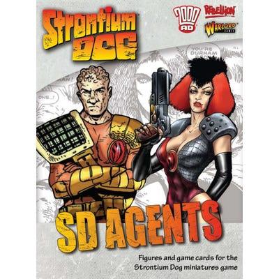 Strontium Dog: SD Agents