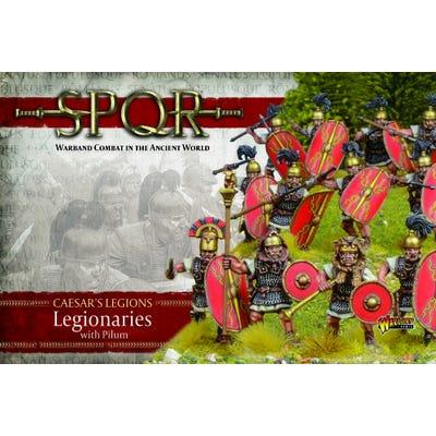 SPQR: Caesar's Legions - Legionaries with Pilum