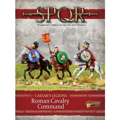 SPQR: Caesar's Legions - Roman Cavalry Command