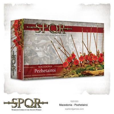 Macedonian Pezhetairoi