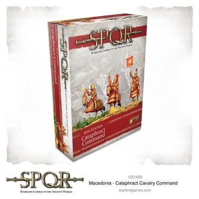 Macedonian Cataphract Command