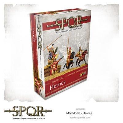 Macedonian Heroes