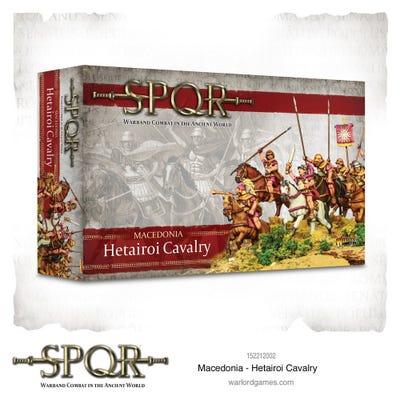 Macedonian Hetairoi Cavalry