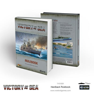 Victory at Sea Hardback Book