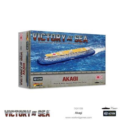 Victory at Sea - Akagi