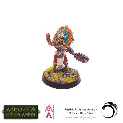 Tlalocan High Priest