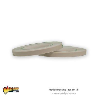 Flexible Masking Tape 6mm