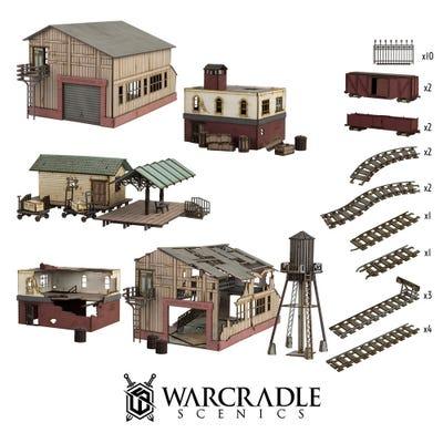 Augusta Industrial Set