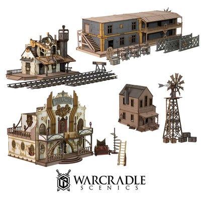 Retribution Town Set