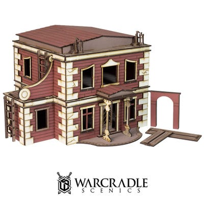 Retribution - Town House