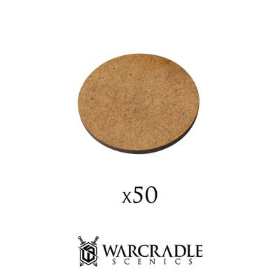 Scenic Bases - Blank 30mm