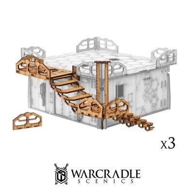 Tech City - Staircase Set