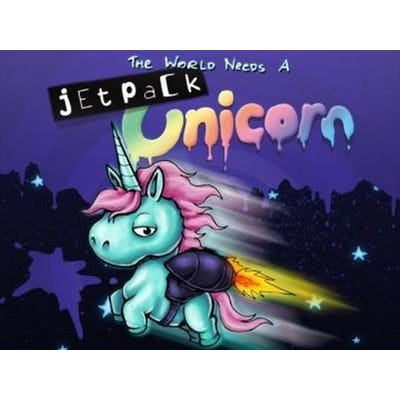 The World Needs a Jetpack Unicorn