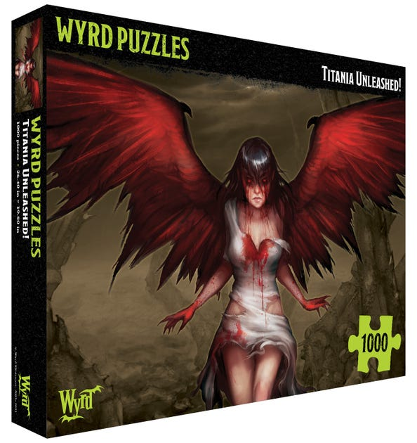 Puzzle: Titania Unleashed