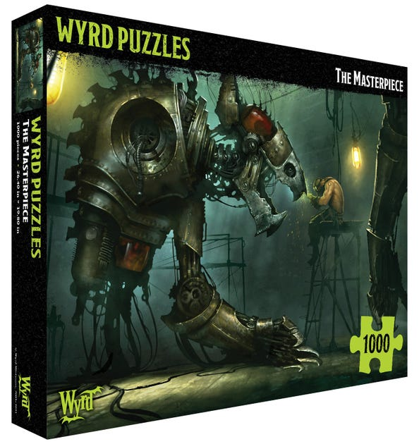 Puzzle: The Masterpiece