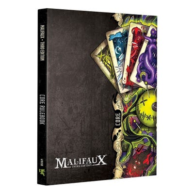 Malifaux Core Rulebook - M3e 3rd Edition