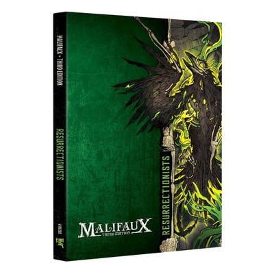 Resurrectionist Faction Book - M3e Malifaux 3rd Edition