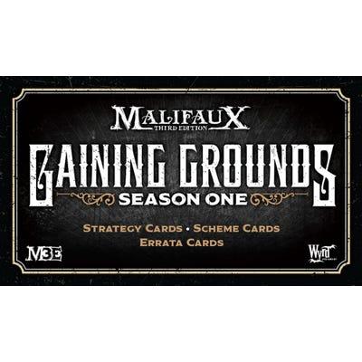 Gaining Grounds Season 1 Pack