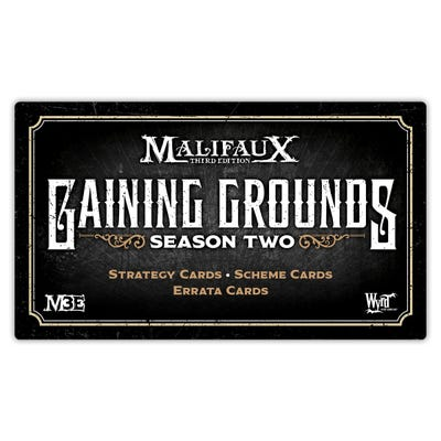 Gaining Grounds Season Two