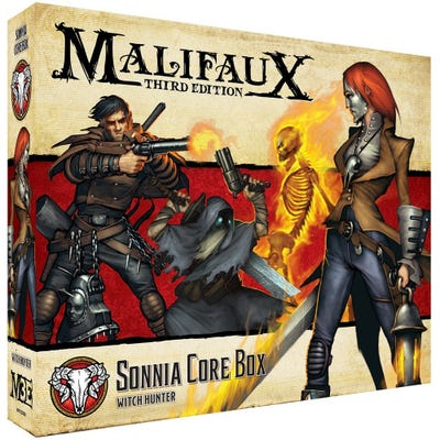 Sonnia Core Box