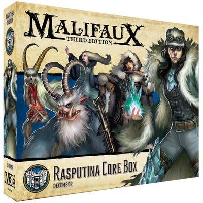 Rasputina Core Box
