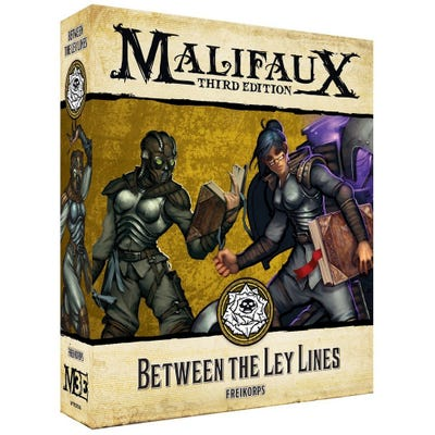 Between the Ley-Lines