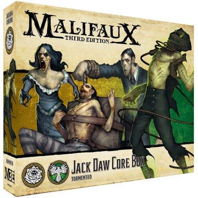 Jack Daw Core Box