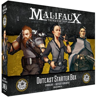 Outcast Starter Box