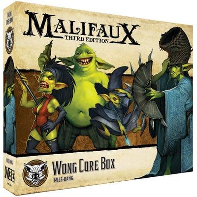 Wong Core Box