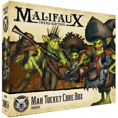 Mah Tucket Core Box
